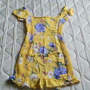Forever 21 Summer Mini Bodycon Dress